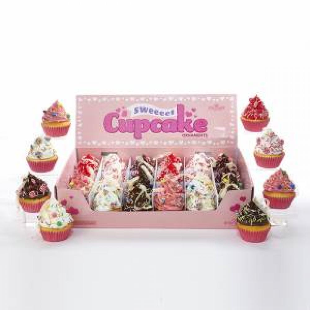 Ornament - Cupcake With Candy