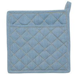 Potholder Classic Solid Light Denim