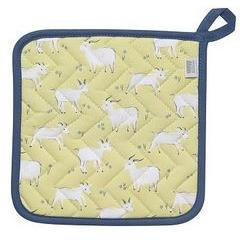 Pot Holder Basic Goats