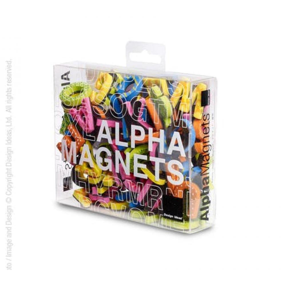 Alpha Magnets (set Of 90)