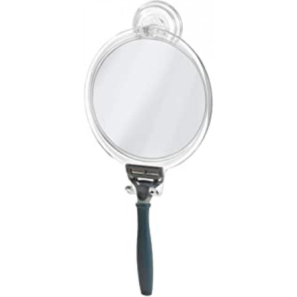 Power Lock Suction Mirror