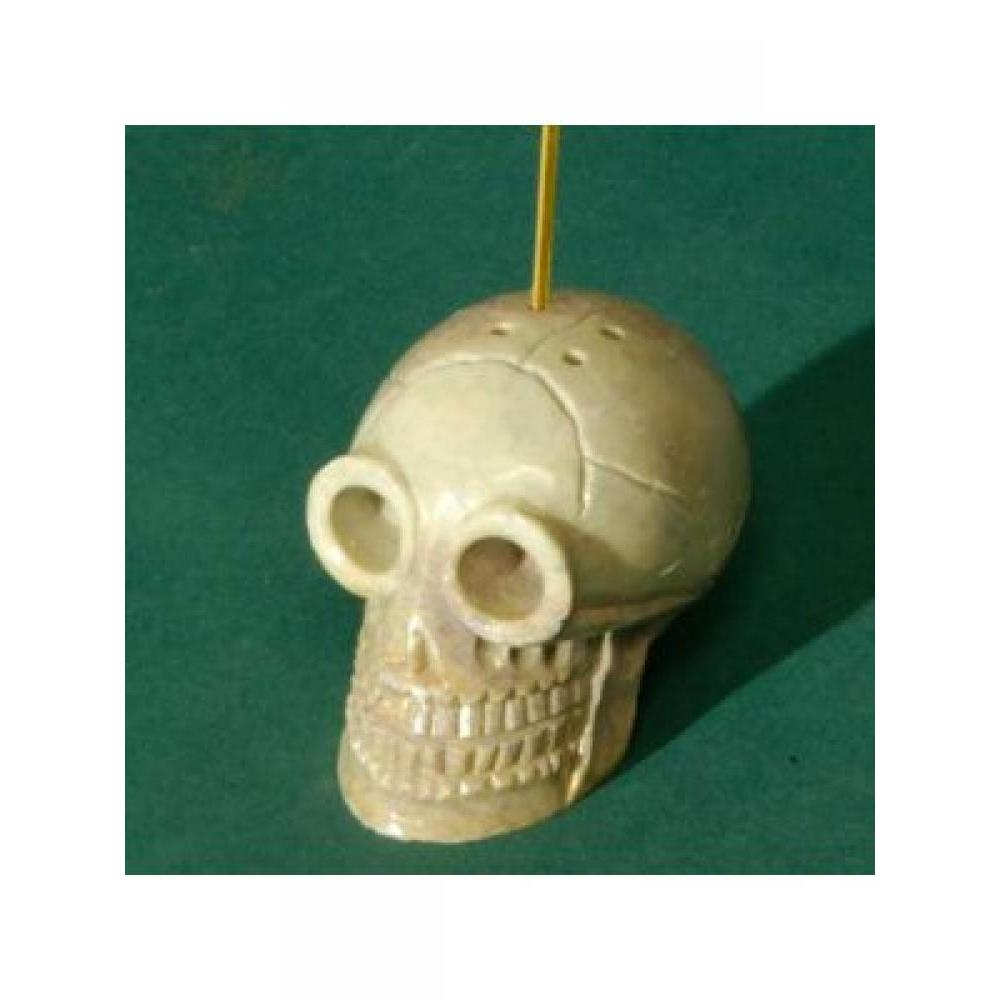Skull Incense Holder - Sm