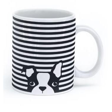 Mug - Dog Stripes
