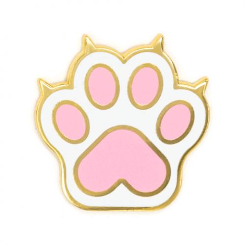 Enamel Pin - Cat Paw