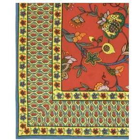 Dishtowel Paris Garden Red-mayflower