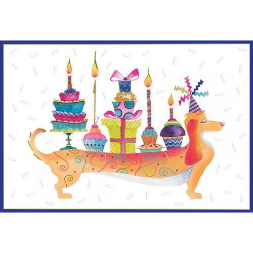 Birthday - Dachshund
