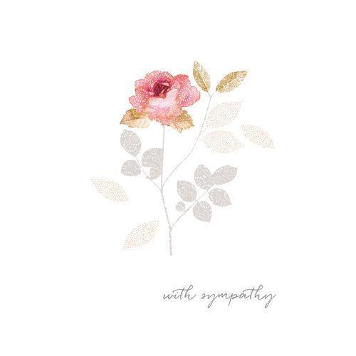 Sympathy - Single Rose