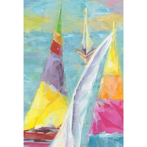 Birthday - Sailboats