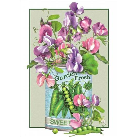 Birthday - Sweet Peas