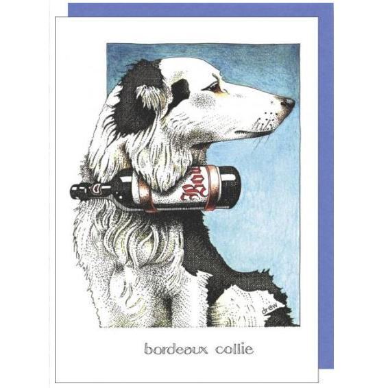 Any Occasion - Bordeaux Collie