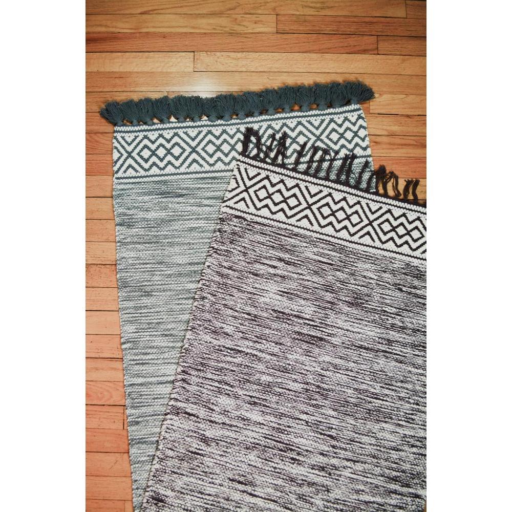 Zena Rug Grey 30in X 50in