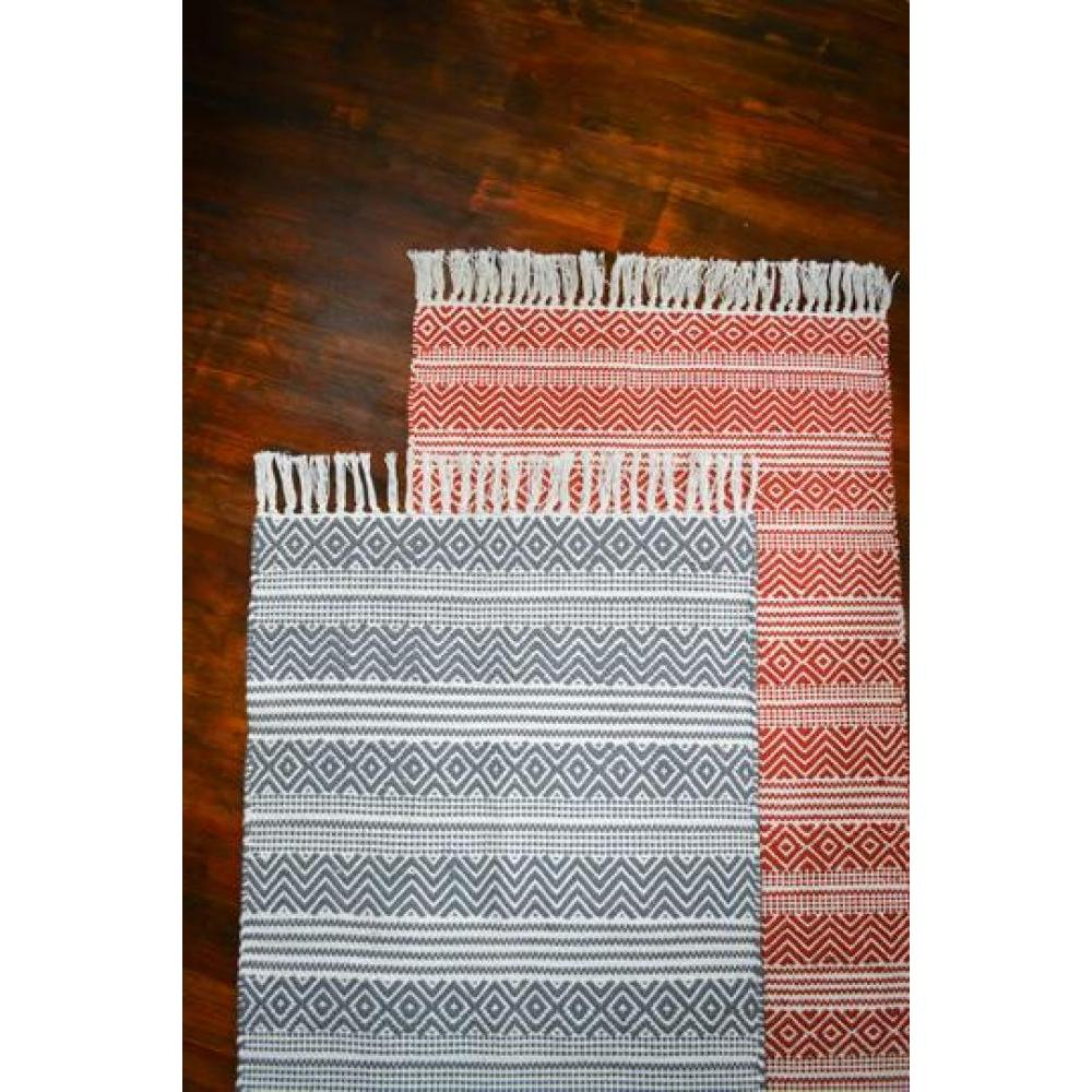 Athena Rug Red 30in X 50in