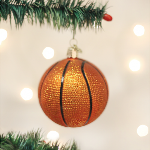 Christmas Ornament Basketball