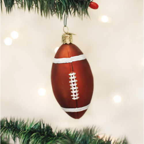 Christmas Ornament Football