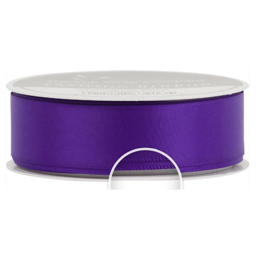 Ribbon Luxery Satin Purple