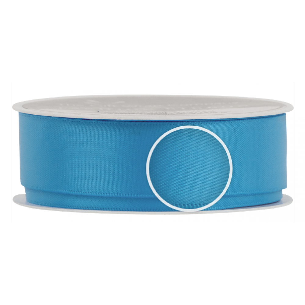 Ribbon Luxery Satin Island Blue