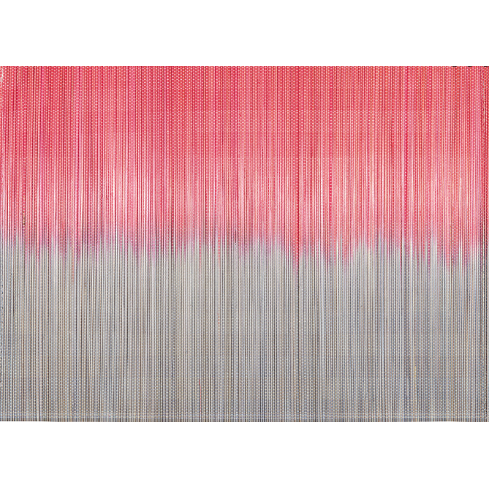 Placemat Bamboo Pink-coral