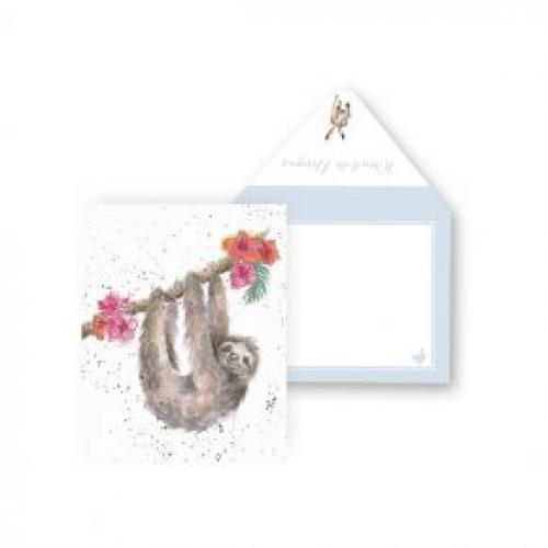 Enclosure Card - Hanging Around