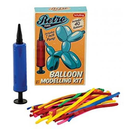 Balloon Modeling Kit Retro