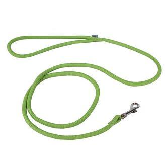 Dog Leash Braided Rope Spring Green