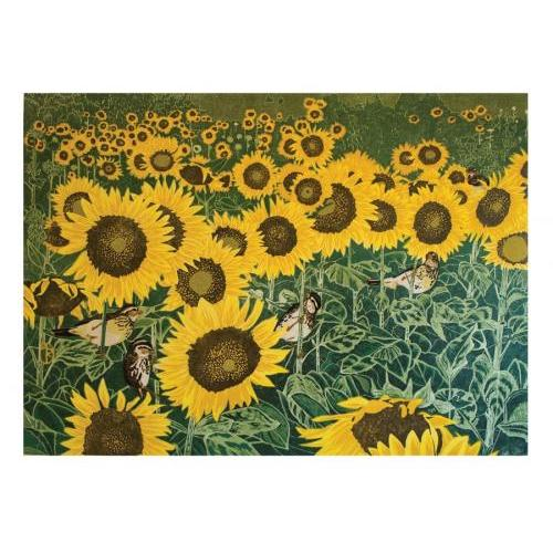 Any Occasion - Sunflowers And Sparrows