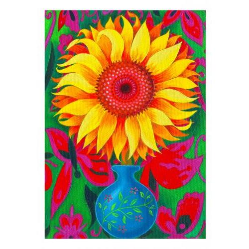 Boxed Cards - Jane Tattersfield - Sunflower
