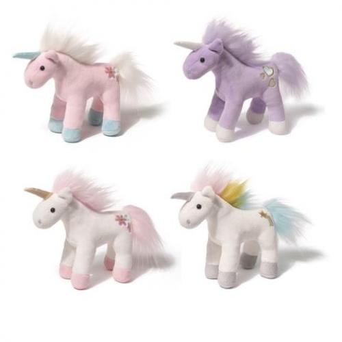 Unicorn Chatters 6in ( Sold Separately )