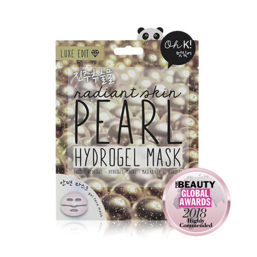 Face Mask Hydrogel Pearl