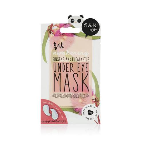 Under Eye Mask Ginseng And Eucalyptus