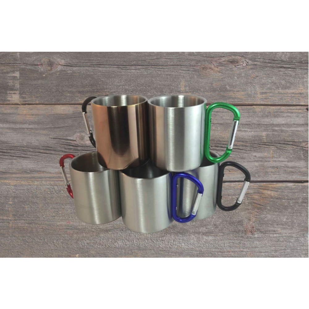 Mug - Carabiner Blue