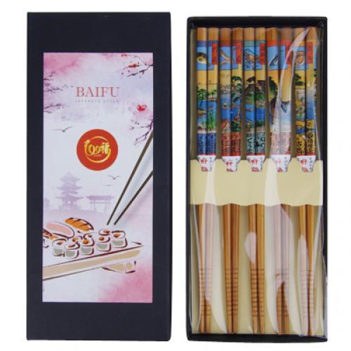Chopstick Set Landscape