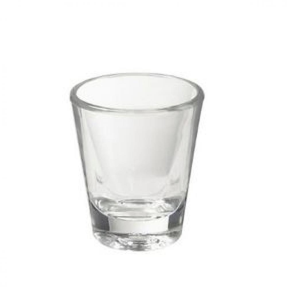 Acrylic Drinkware Unbreakable Shot Conical 1.5oz