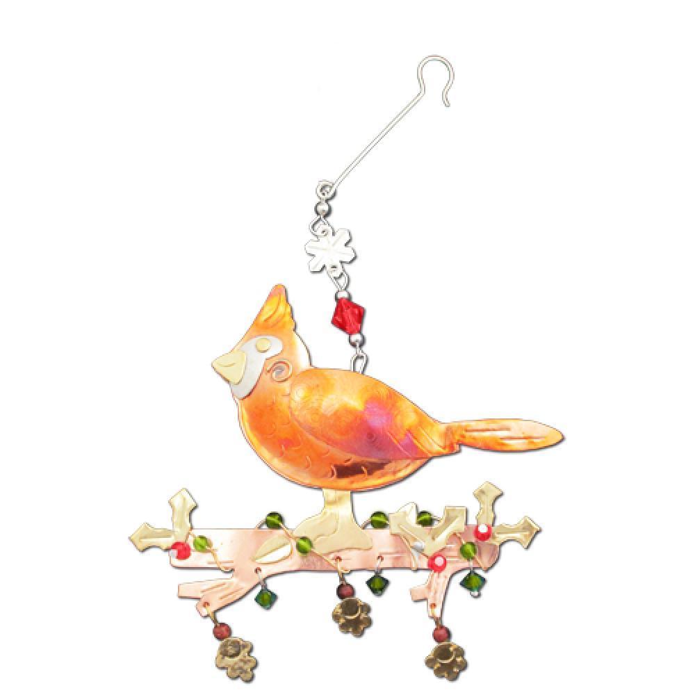 Ornament - Christmas Cardinal