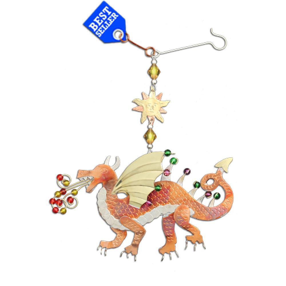 Ornament - Fire Dragon