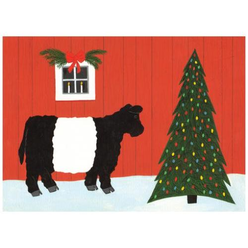 Boxed Card - Christmas - Mrs Galloway Treeholiday