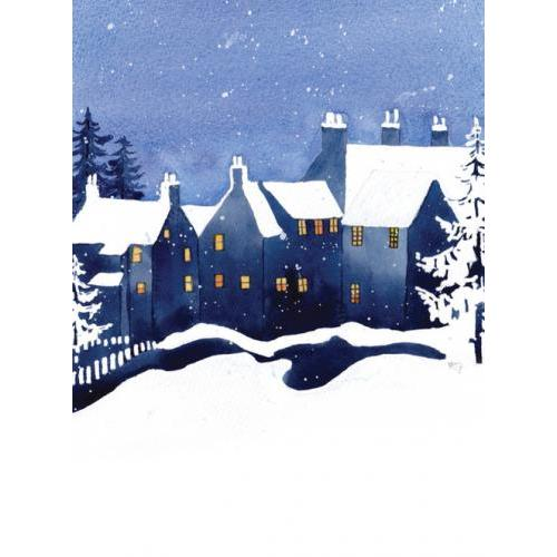 Boxed Card - Christmas - Snow Season