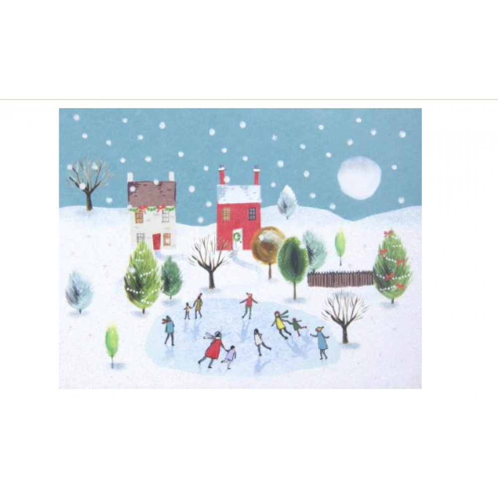Boxed Card - Christmas - Holiday Happiness