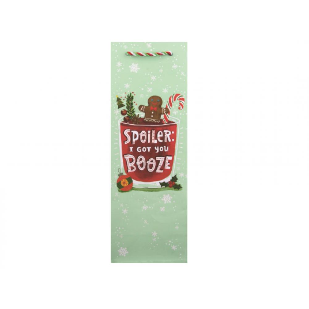 Gift Bag - Bottle - I Got You Booze