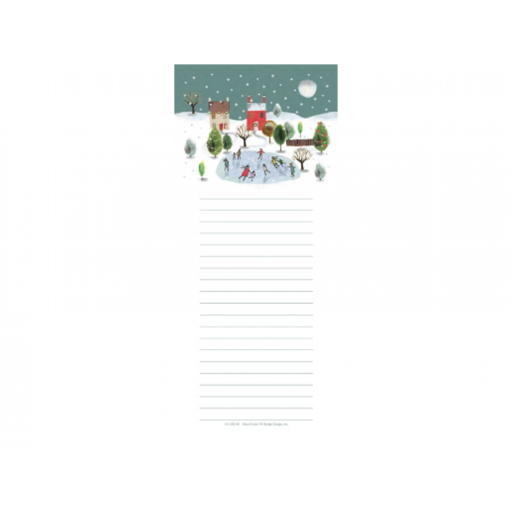 Magnetic List - Holiday Happiness