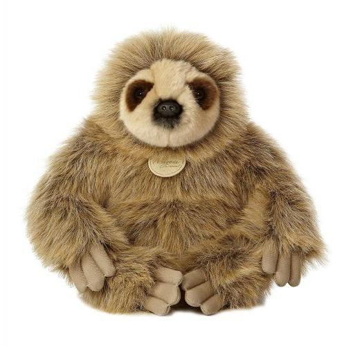 Miyoni Sloth 12in Stuffed Animal