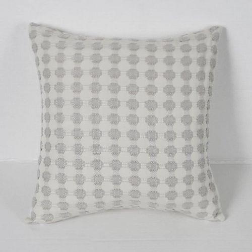 Cromwell Grey 18x18 Pillow