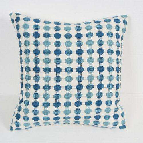 Cromwell Teal 18x18 Pillow