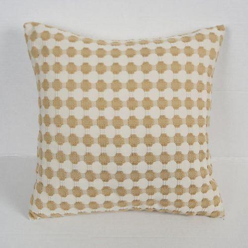 Cromwell Camel 18x18 Pillow