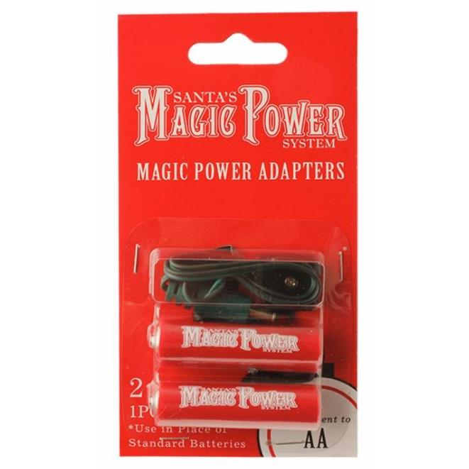 Lights Magic Power 3-aaa Adapter