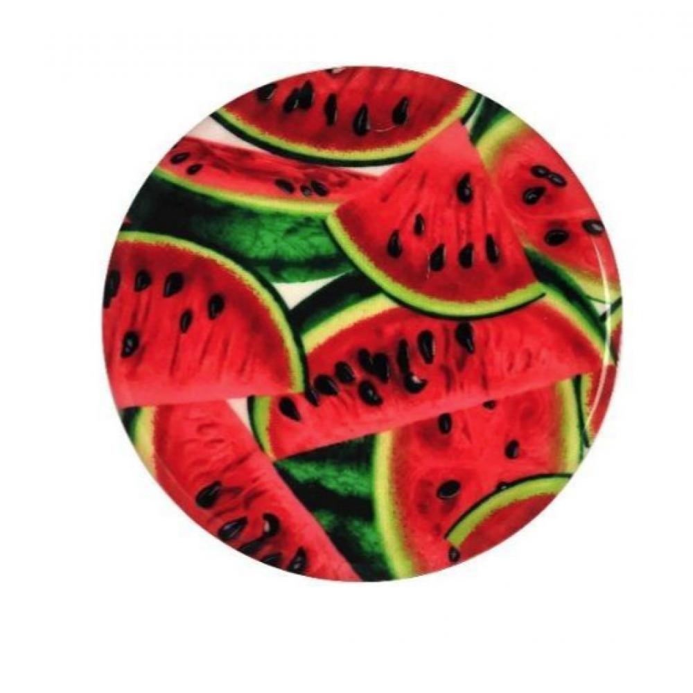 Jar Opener Silicone Pattern - Watermelon 6in
