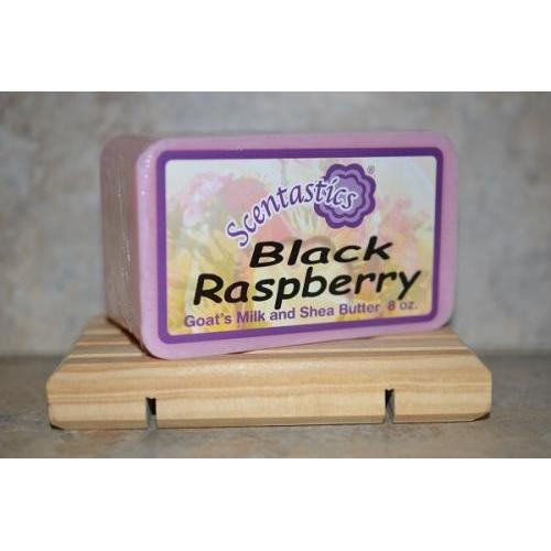 Soap Bar Black Raspberry