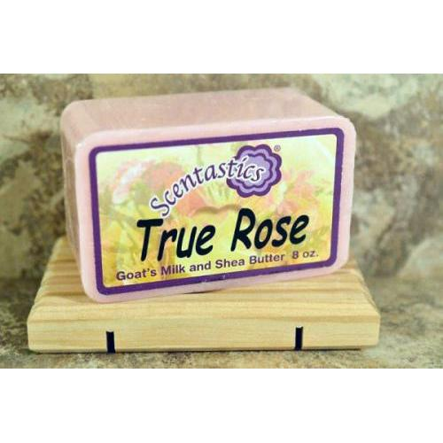 Soap Bar True Rose