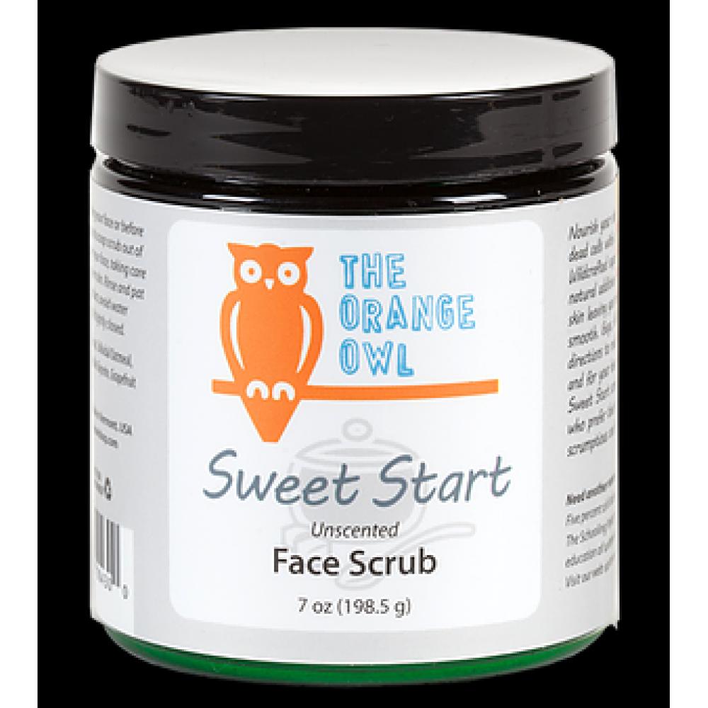 Face Scrub Sweet Start Unscented