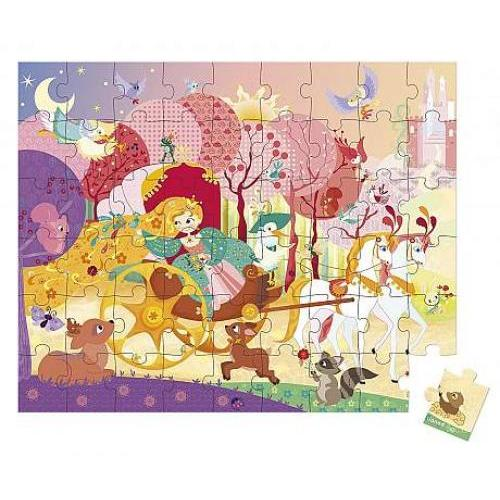 Puzzle Hat Boxed The Princess And The Coach