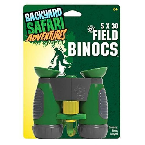 Backyard Safari Adventures Binocs